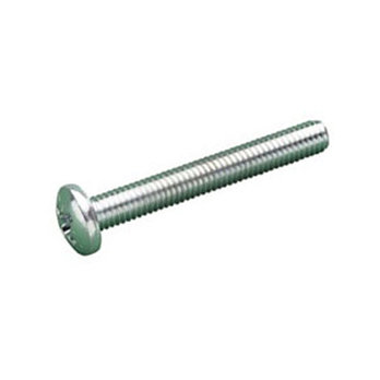 M6 x 25 Pozi Pan Machine Screws BZP