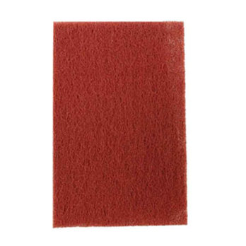 152 x 229mm Maroon Finish Pads Very Fine