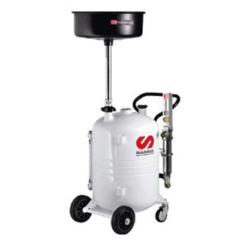 Mobile Waste Oil Collection Unit 70L Capacity