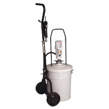 Mobile Air Grease Unit 12.5kg to 18kg complete