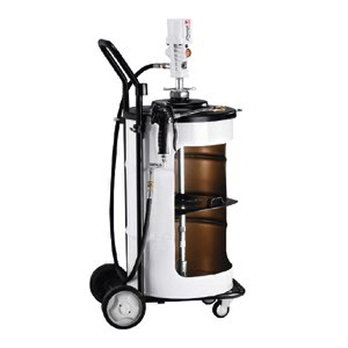 Mobile Air Grease Unit 50kg Complete