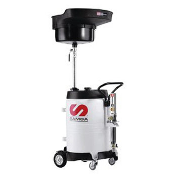 Mobile Air Waste Oil Collection Unit 100L Capacity