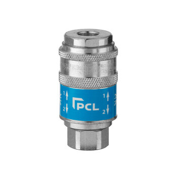 PCL 1/4 BSP Female Safeflow Safety Coupling