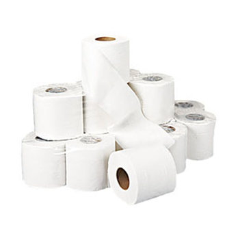 105 x 95mm Toilet Roll (200 Sheet/2-Ply)