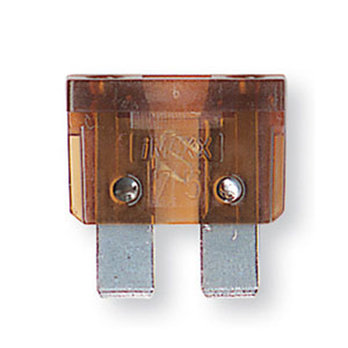 7.5A Brown Blade Fuses