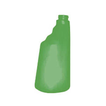 600ml Bottle Green