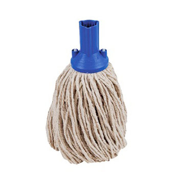 250g Blue Exel Twine Socket Mop Head