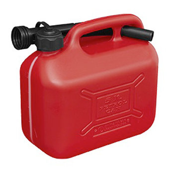Fuel Can 5L - Red