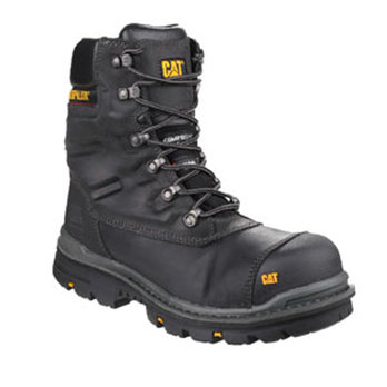 S7 Premier Waterproof Safety Boot Black