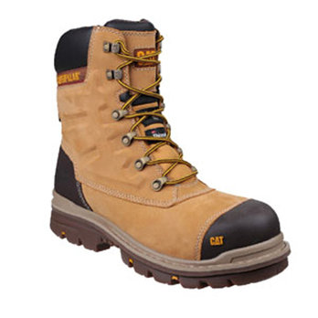 S6 Premier Waterproof Safety Boot Honey