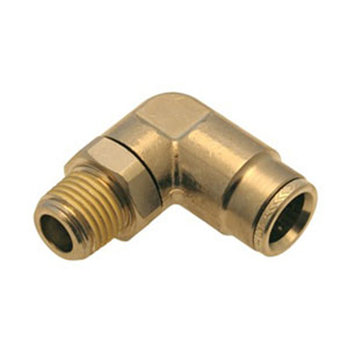 Elbow Swivel 3/8BSP-10mm