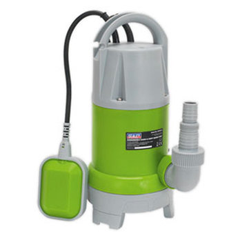 217L/min Automatic Clean and Dirty Submersible Water Pump