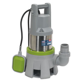 417L/min High Flow Automatic Submersible Dirty Water Pump