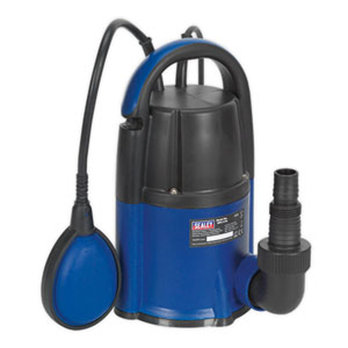 117L/min Automatic Low Level 2mm Submersible Water Pump