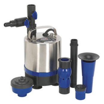 1750L/hr Stainless Steel Submersible Pond Pump