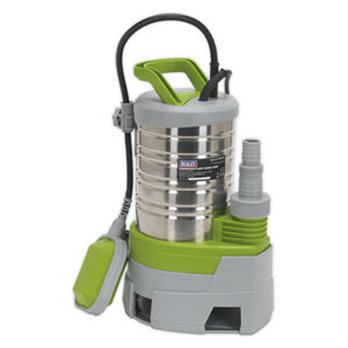 225L/min Automatic Stainless Submersible Dirty Water Pump