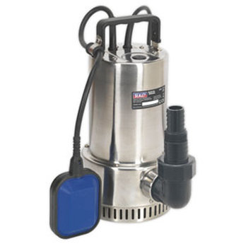 250L/min Automatic Submersible Stainless Water Pump Clean